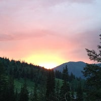 Photo taken at Solitude Mountain Resort by Christina C. on 7/7/2013