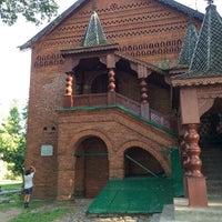 Photo taken at Палаты углических удельных князей by Dmitriy T. on 8/11/2014