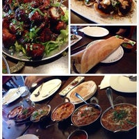 Photo taken at Satya Indian by 強 on 1/13/2014