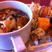 Photo taken at Hibachi Grill Sushi Buffet by Zac C. on 12/22/2012