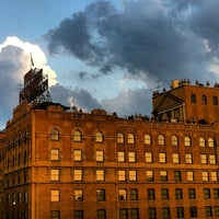 Photo taken at The Peabody Hotel by Zac C. on 7/5/2013