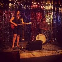 Photo taken at Poplar Lounge by Zac C. on 2/18/2013