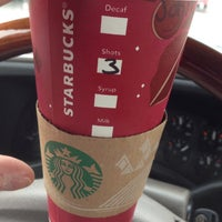 Photo taken at Starbucks by John A. on 11/22/2013