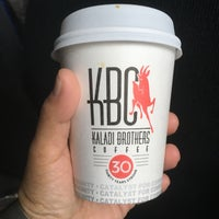 Photo taken at Kaladi Brothers Coffee by Hazel D. on 7/20/2017