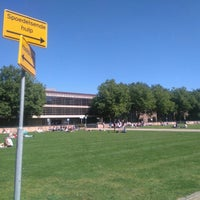 Photo taken at Radboud Universiteit by Rahime Y. on 8/25/2016