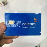 Photo taken at Celcom Blue Cube by Hadi H. on 10/6/2016