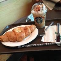 Photo taken at Starbucks by alHanoufjn on 10/19/2013