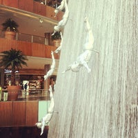 Photo taken at The Dubai Mall by Genesis M. on 6/15/2013