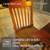 Photo taken at Carrıbou Cafe by Genesis M. on 4/5/2013