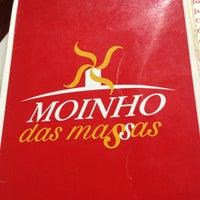 Photo taken at Moinho das Massas by Fabiola C. on 12/7/2012