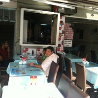 Photo taken at Foça Doyuran by Ismail A. on 8/24/2013