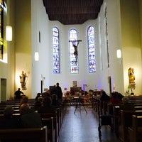 Photo taken at St. Nikolaus - Stadt by Mitsuko O. on 7/11/2014
