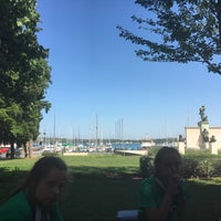 Photo taken at Titov Park | Parco di Tito by Nicky V. on 7/10/2017