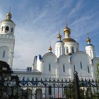 Photo taken at Церковь Спаса Преображения by Нелли Т. on 7/23/2013