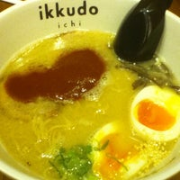 Photo taken at Ikkudo Ichi by Irfan on 9/5/2013