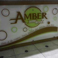 Photo taken at Amber Restaurant by Sharmaine Lei M. on 4/5/2014