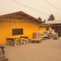 Photo taken at Stavebniny Ryšánek s.r.o. by Ladislav H. on 5/7/2014