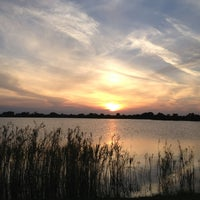 Photo taken at Canine Cove at South County Regional Park by Karen L. on 4/27/2014
