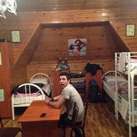 Photo taken at Kismet Dao Hostel by 👾 Rafael D. on 3/11/2014