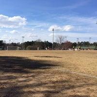 Foto tirada no(a) Terrell Mill Park por Drew E. em 3/11/2014