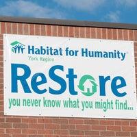 Photo taken at Habitat for Humanity Restore - Newmarket by Habitat For Humanity Restore on 7/11/2013