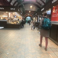 Photo taken at Malmö Central Station Food Court by Dimitrij A. on 10/4/2017
