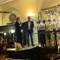 Photo taken at Café le fil du Rasoir by Dimitrij A. on 10/24/2012