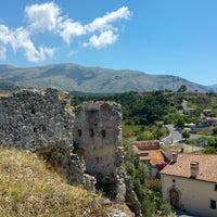 Photo taken at Castello di Scalea by Mariusz M. on 7/18/2018