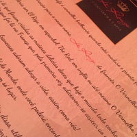 Photo taken at Le Rouge Confiserie & Caffé by Amanda M. on 11/8/2015