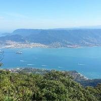 Photo taken at Pico do Baepi by Mariana P. on 7/13/2013