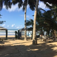 Photo taken at Weligama Bay View by Andrey G. on 4/29/2016