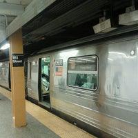 10/7/2012 tarihinde Daniel S.ziyaretçi tarafından MTA Subway - 161st St/Yankee Stadium (4/B/D)'de çekilen fotoğraf