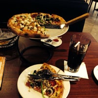 Photo taken at Russo's New York Pizzeria by Zorain on 11/14/2013
