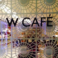 Photo taken at W Café by Zorain on 1/12/2014