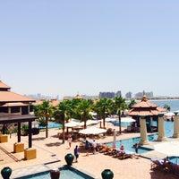 6/6/2014 tarihinde Zorainziyaretçi tarafından Anantara The Palm Dubai Resort'de çekilen fotoğraf