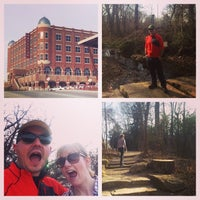 Photo taken at Artesian Hotel and Spa by Dan W. on 3/15/2014