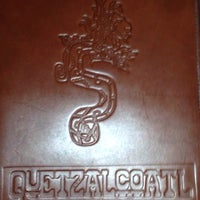 Photo taken at Quetzalcoatl Fine Mexican Cuisine and Bar by Jessica P. on 8/22/2014