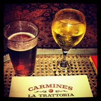 Photo taken at Carmine's la Trattoria by Sabrina A. on 12/12/2012