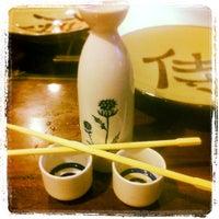 Photo taken at Samurai by Sabrina A. on 4/19/2013