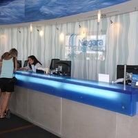 Photo taken at Niagara Falls USA Official Visitor Center by Niagara Falls USA Official Visitor Center on 9/21/2015