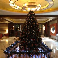 Photo taken at Sheraton Hotel Maslak by Kumsal on 12/31/2012