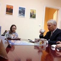 Photo taken at НТУУ «КПІ», корпус №31 by Margo on 12/30/2014