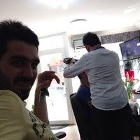 Photo taken at Aydın Hair Studio by Musty Y. on 8/27/2014