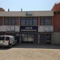 Photo taken at Ekiz Tohumculuk Tarım Gıda Ltd. Şti. by Eymen K. on 8/1/2013