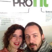 Photo taken at Profit Sporcu ve Sağlık Ürünleri by Emre U. on 3/23/2014