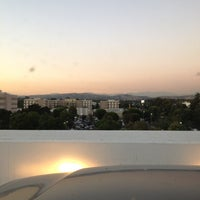 Photo taken at Eastside Parking Structure by Andy U. on 10/18/2012
