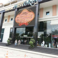 7/19/2013 tarihinde Yahya B.ziyaretçi tarafından Historia'de çekilen fotoğraf