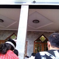 Photo taken at masjid al ibadah by Aroel 7. on 7/26/2013