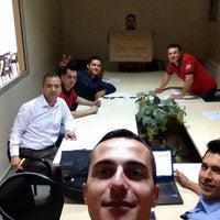 Photo taken at ülker.asma gida by Mehmet E. on 6/4/2014