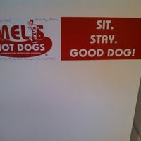 Photo taken at Mel's Hot Dogs by Theresa D. on 7/11/2013